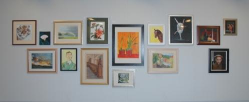 art class wall 2