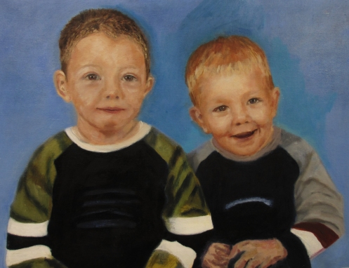 Marion's double portrait