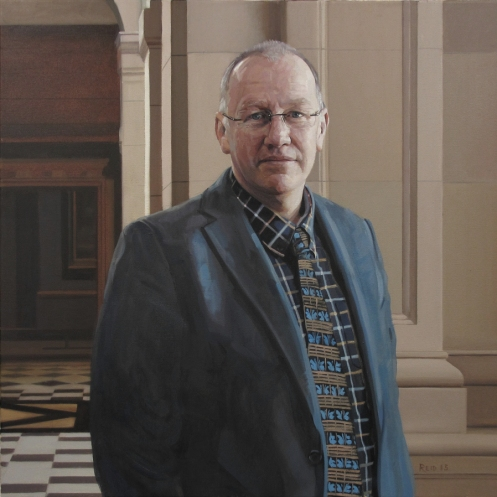 John Lawson by David Reid