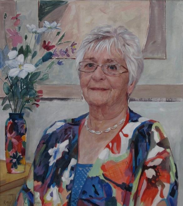 Margaret W portrait s