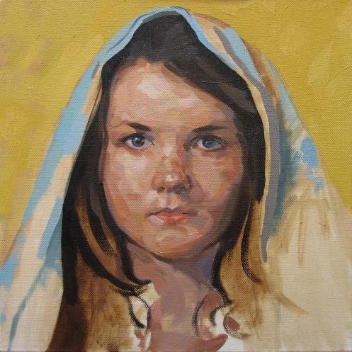 Study for Mary I