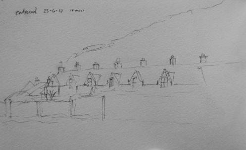 catacol sketch 2014