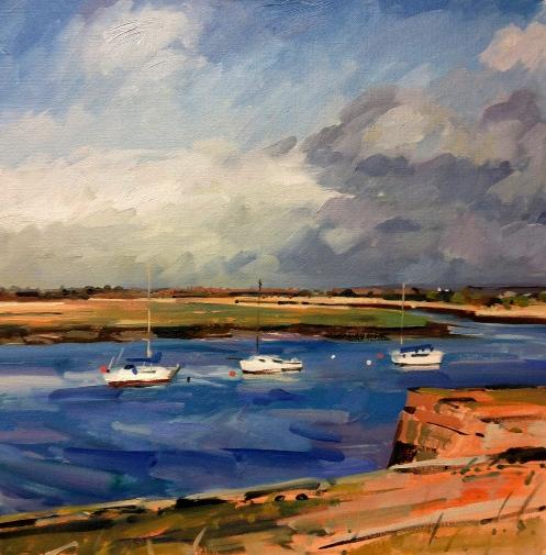 Irvine Harbour 1