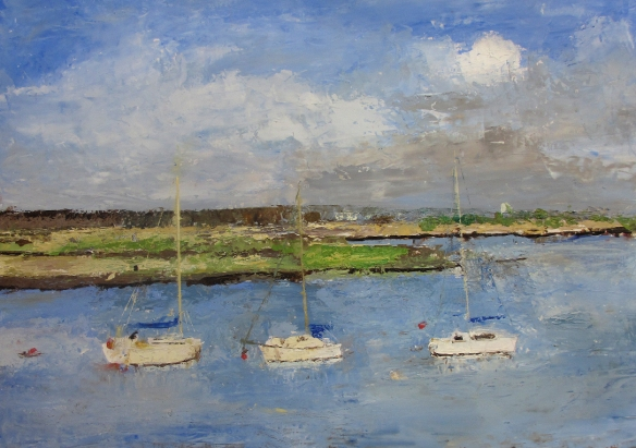 Irvine Harbour Margaret