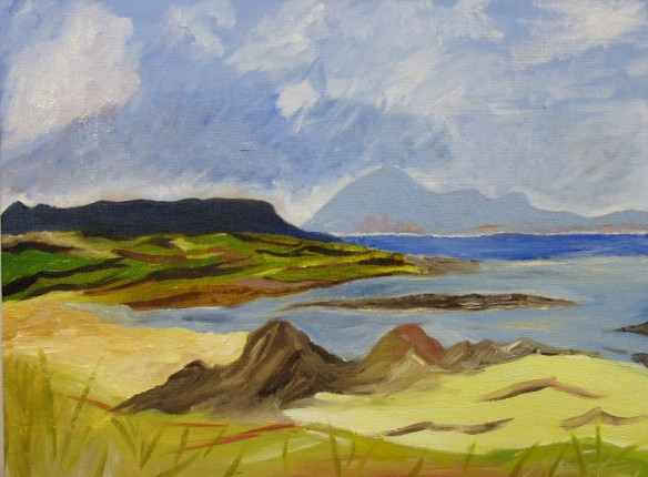 Seascape by Mary