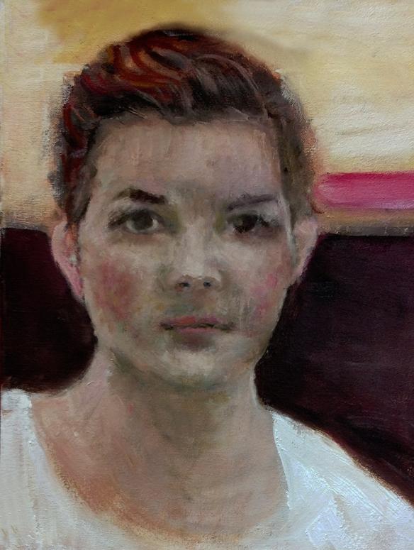 Margaret's portrait of Kate