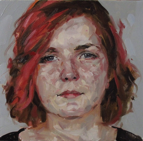 red hair II experimental