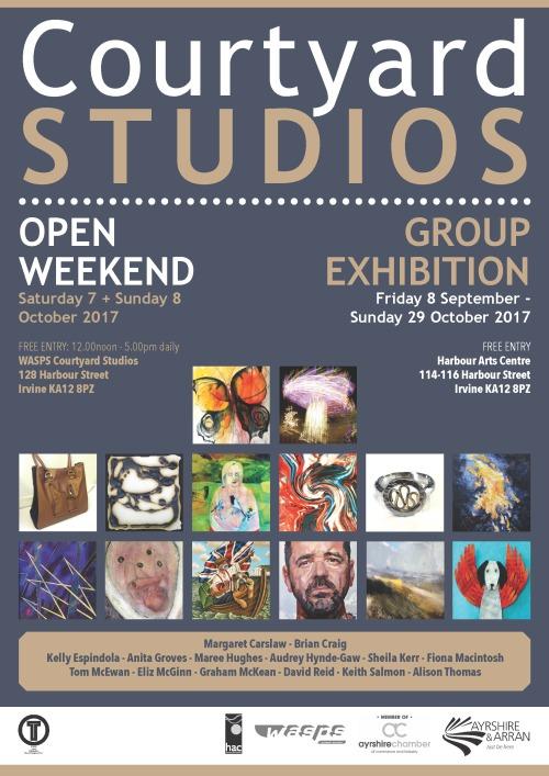 Open Studios 2015 Poster