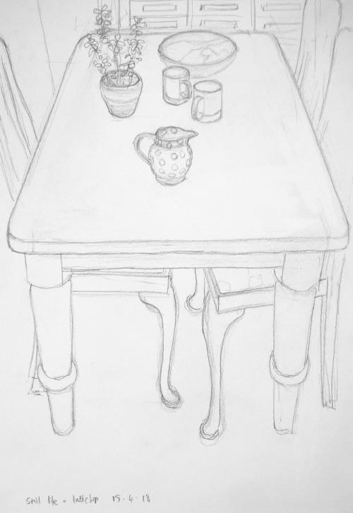 still life tabletop 15-4-18
