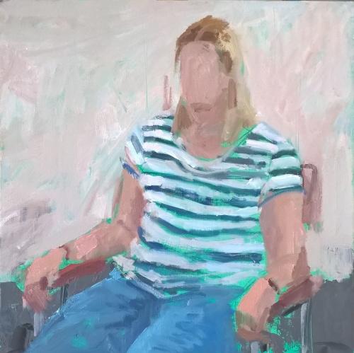 figure study stripy tshirt 2