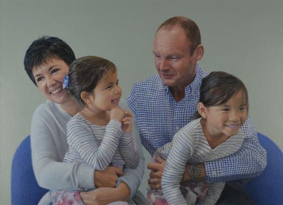 cameron family group portrait