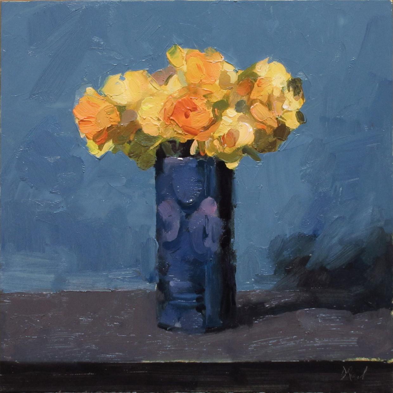 Double Daffodils medium